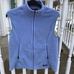 Patagonia Synchilla Vest Fleece Women Size XL